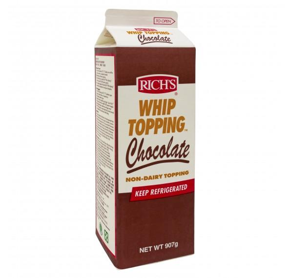 Rich's Choco Topping Cream 907g