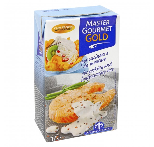 Master Gourmet Gold Whipping/Cooking Cream 1L