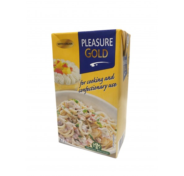 Pleasure Gold MY Whipping/Cooking Cream 1L