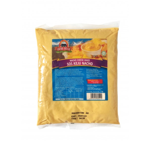 Swiss Bear Nacho Cheese Sauce 1kg