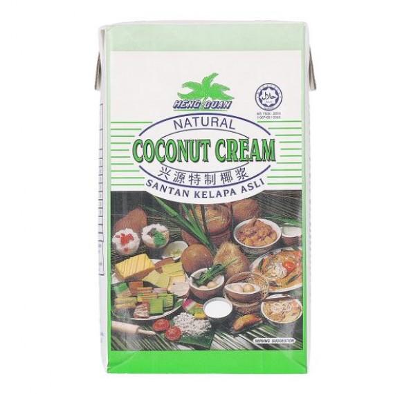 HG UHT Coconut Cream 1L