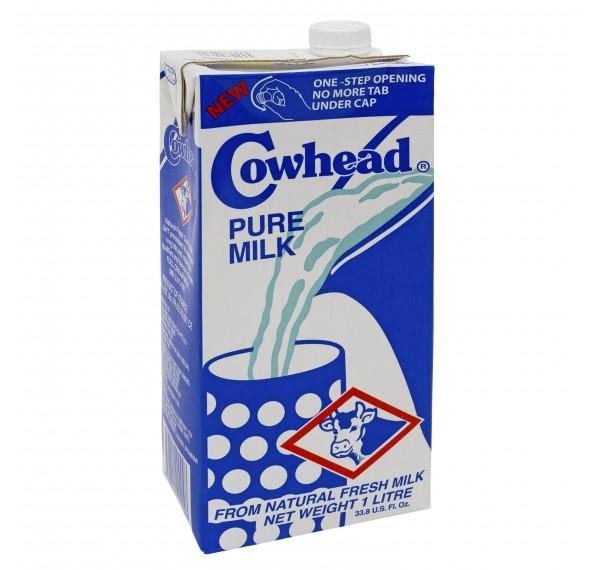 Cowhead UHT Milk 1L