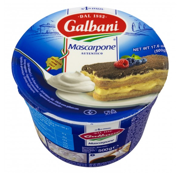 Galbani Mascarpone Cheese 500G