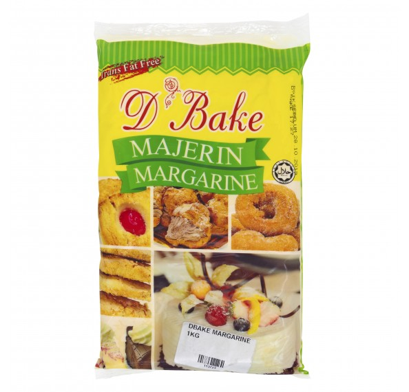 Dbake Margarine 1kg