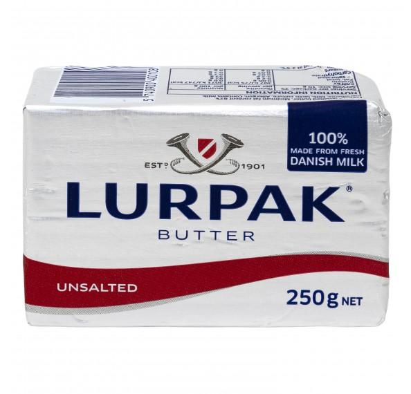 Lurpak Butter Unsalted 250G
