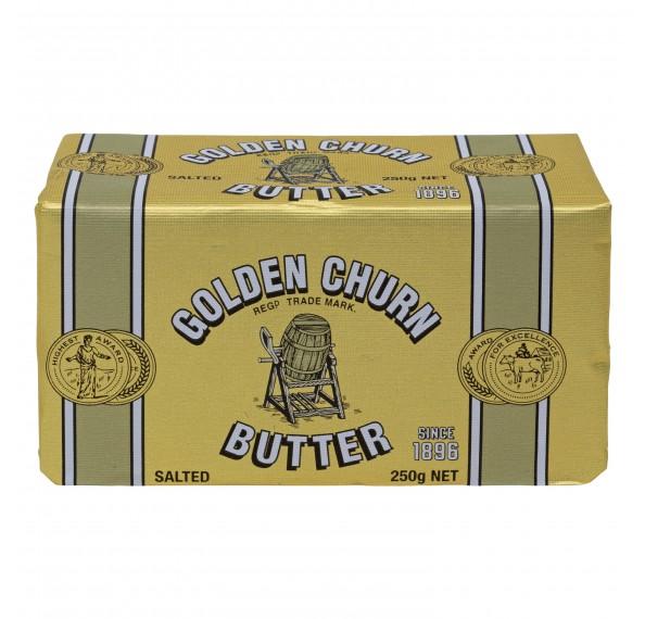 Golden Churn Butter Salted 250G