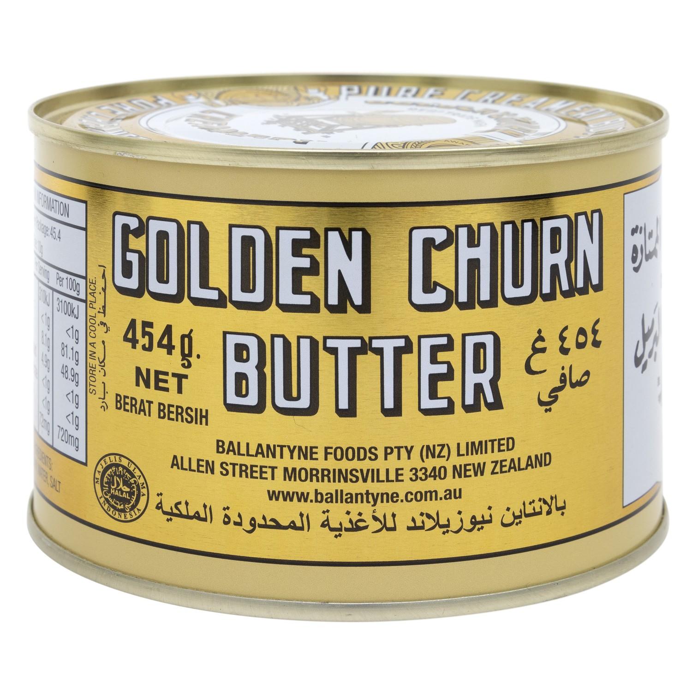Golden Churn Canned Butter 454G
