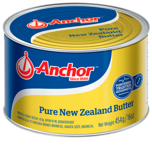 Anchor Canned Butter 454g