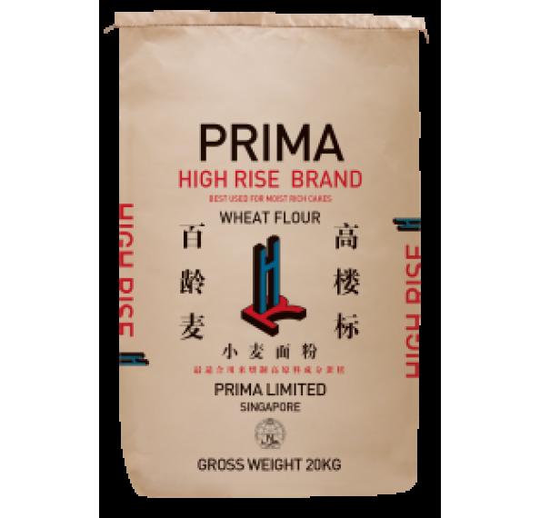Prima High Rise Flour 20kg