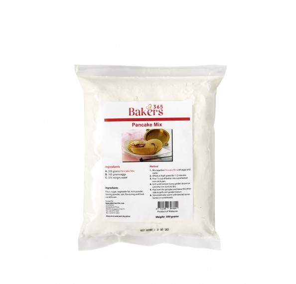 Bakers 365 Pancake Mix 500g