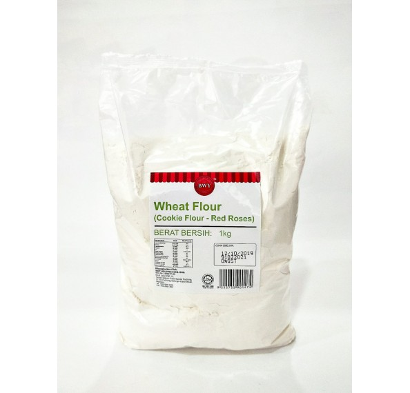 Red Rose Flour 1KG