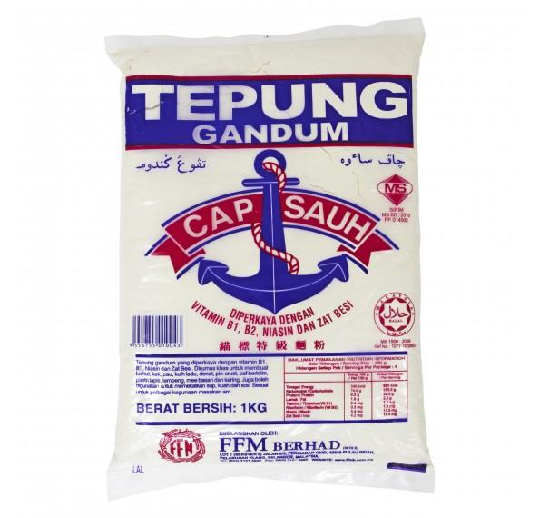 Cap Sauh Wheat Flour 1kg