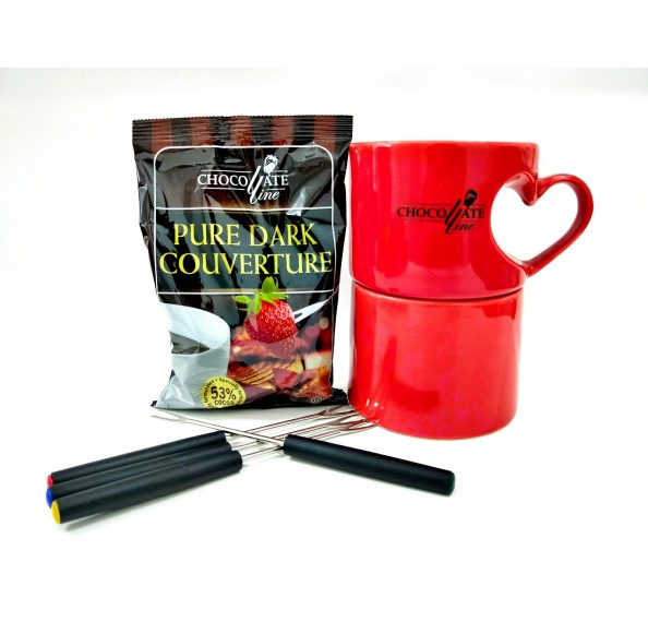 Aalst Chocolate Fondue Set