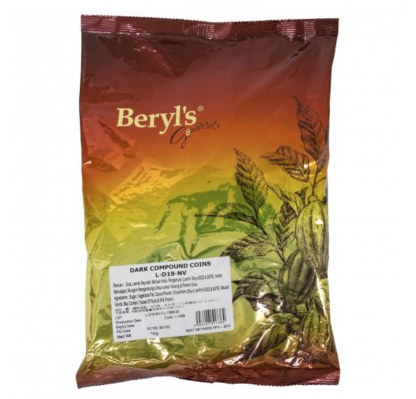Beryls Dark Compound Coin 1kg