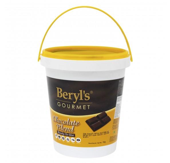 Beryls Dark Chocolate Blend 1kg