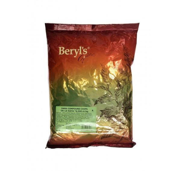 Beryls Dark Compound Chips 1kg