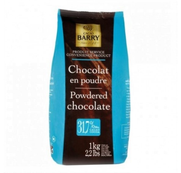 Cacao Barry Chocolate Drinking Powder 31.7%