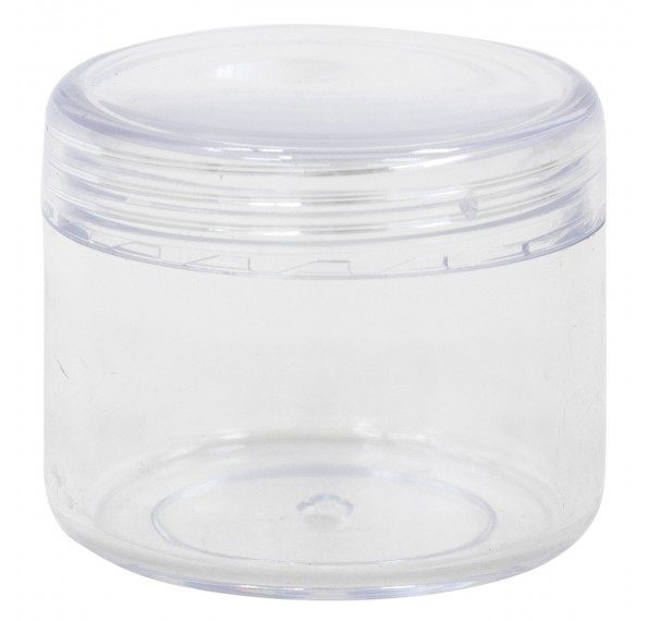 Plastic Container 38MM*34MM/20G