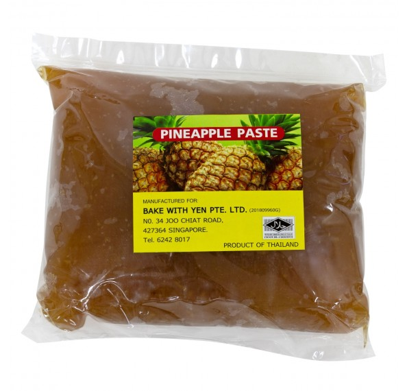 Pineapple Paste 1KG