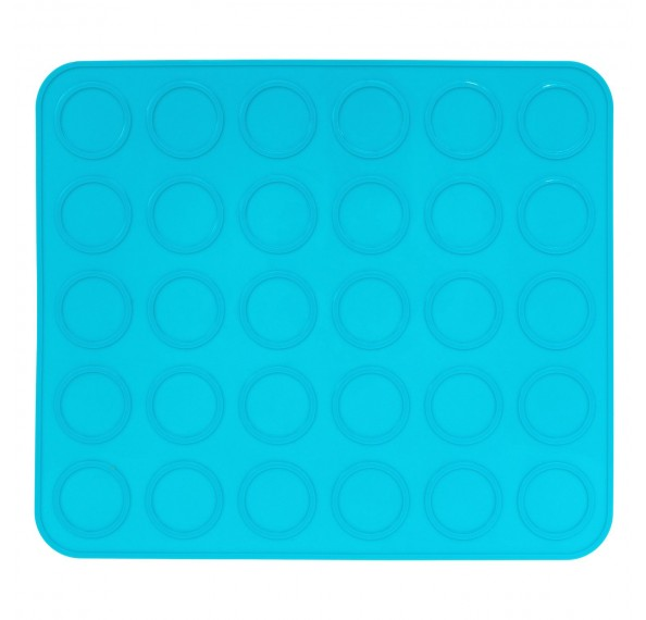 30 Cavities Macaroon Mat 310X265MM