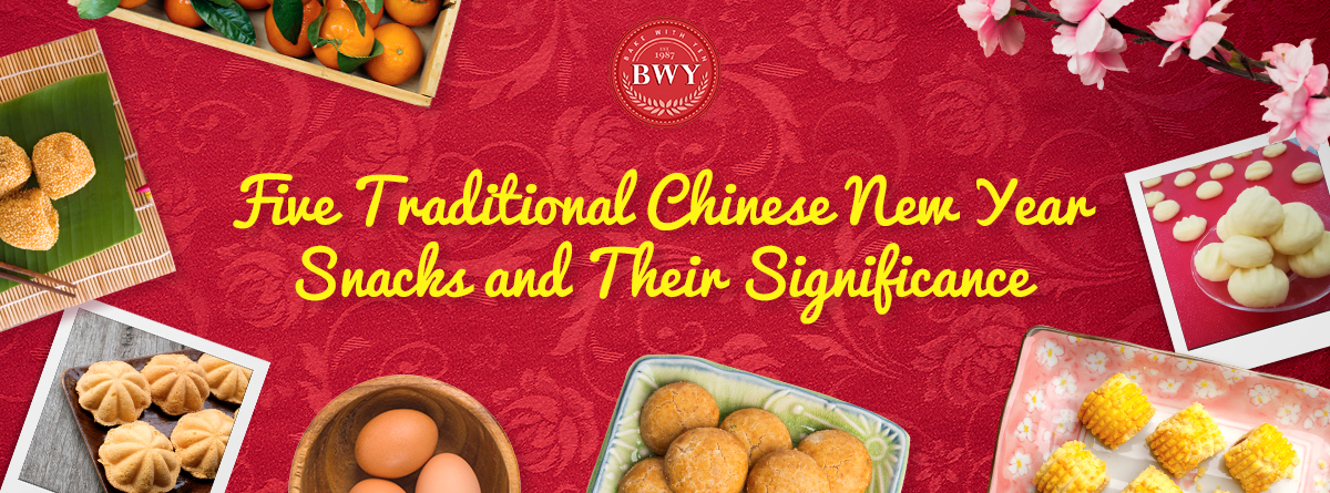 Bake With Yen – Five Traditional Chinese New Year Snacks and Their Significance